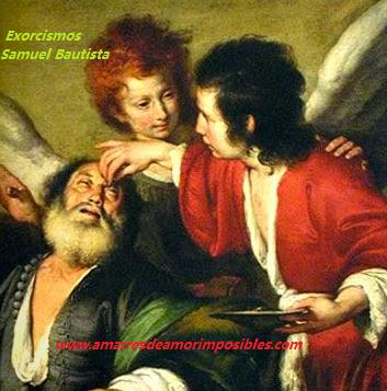 Exorcismo para Ahuyentar al Demonio
