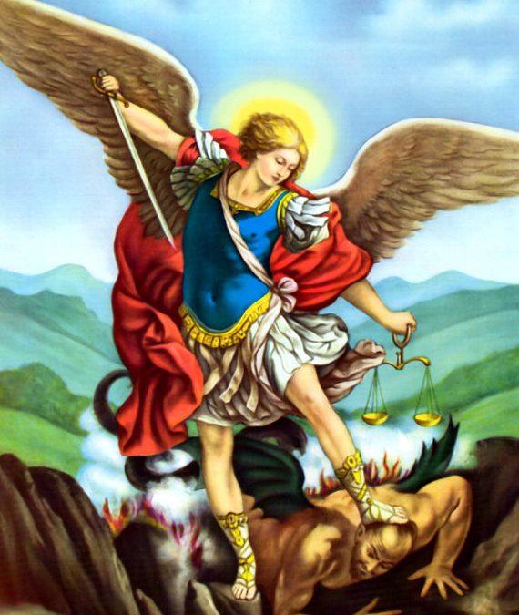 Oración a San Miguel Arcángel para quitar la brujería