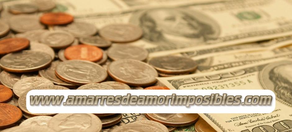 3 Hechizos para atraer el dinero