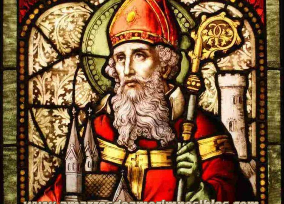 Oración a San Patricio para el trabajo