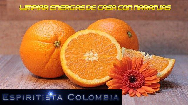 6 Pasos para la Limpieza del hogar con Naranjas