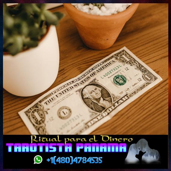 Ritual Para el Dinero por Tarotista Panamá