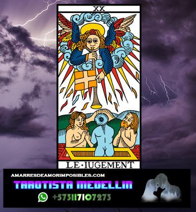 Tarotista Medellín Te Trae la Carta de Hoy